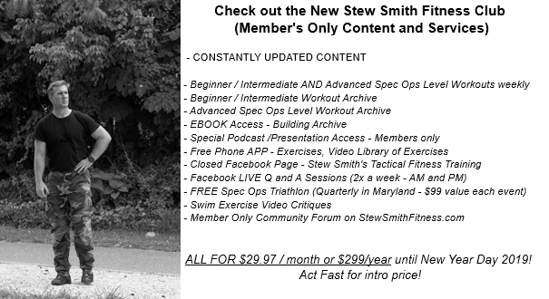 Stew Smith Fitness - Training Programs for Military,Police, Fire