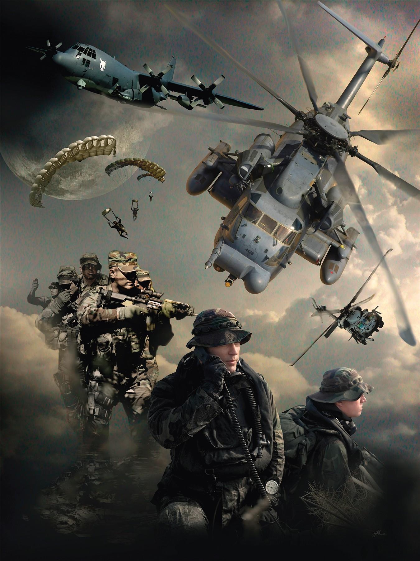 Air Force Battlefield Airmen PAST (PJ, CCT, SOWT, TACP