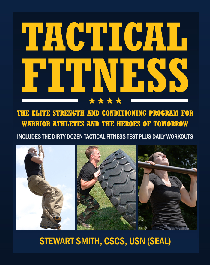 tactical fitness book